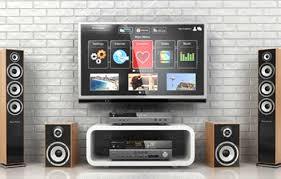 toronto no wall mount tv installation home theatre setup home theatre