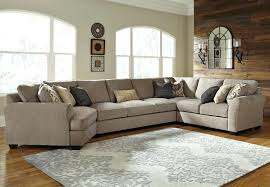 4 piece sectional sofa 4 piece sectional with left sofa clark 4 pc leather modular sectional