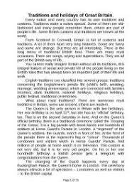 traditions and holidays of great britain реферат по иностранным  traditions and holidays of great britain реферат по иностранным языкам на английском языке скачать бесплатно Великобритания