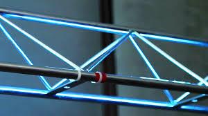 Pvc Lighting Truss Diy Glow Truss Dmx Led Tape Truss Warmer By Joe Lott