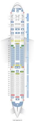 United Boeing 777 Seating Chart International Seatguru Seat Map United Boeing 777 200 772 V1 Three Class