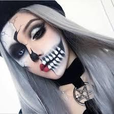 skeleton makeup looks for that are pletely breathtaking