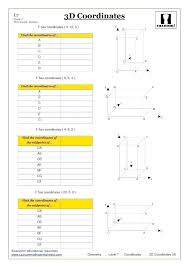 Quadrant Worksheets Spechp Info