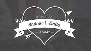 Wedding Title Hd 4k Wedding Titles Storyblocks Videos Royalty Free