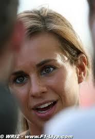 """... y un gran circo de """"celebridades"""" a su alrededor, pero hoy voy a """"hablar"""" sobre Laia Ferrer, reportera de TV3 para las retransmisiones de este deporte. - Laia-Ferrer"""