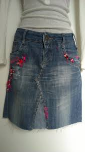 Diy Upcycled Clothing 118 Best Recycled Denim Skirts Ideas Images On Pinterest Skirts