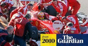 Four legendary ferrari hypercars, one legendary ferrari test driver. Ferrari S Test Driver Luca Badoer Standing Down After 13 Years Ferrari The Guardian