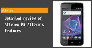 Allview P5 AllDro review: worth buying ...