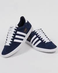 adidas gazelle mens. adidas gazelle og trainers navy/white mens