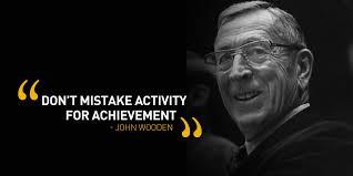 John Wooden Leadership Quotes Mesmerizing PYRAMID OF SUCCESS John Wooden