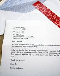 write letter president president day 350x440