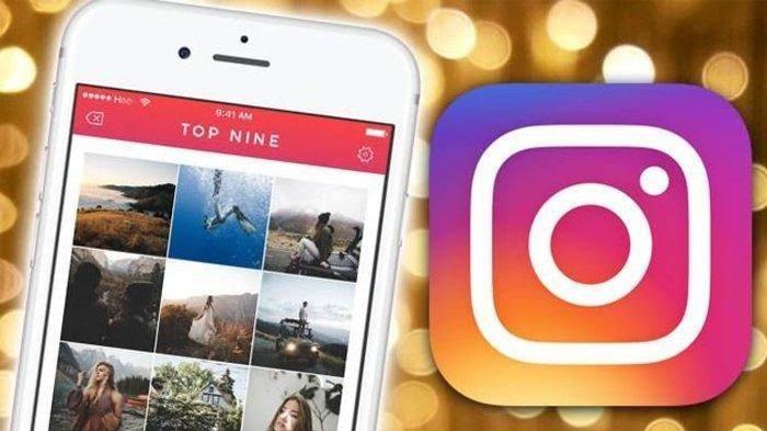 Instagram Best Nine