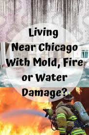 Living Near Chicago With Mold, Fire or Water Damage? - Mom and More