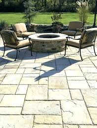 average cost of paver patio brick patio cost cost to install brick patio brick and stone
