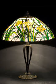 Only One Piece Stained Glass Lamp Bedside Lamp Table Lamp