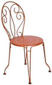 fermob montmartre stacking side chair set of 2