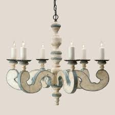 french wooden chandelier stunning country chandeliers wood traditional white inspiring carved