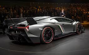 Photos Lamborghini S New Million Veneno Supercar Time Com