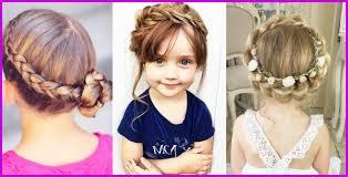 Coiffure Enfant Mariage Natte 347398 Coiffure Mariage Pour
