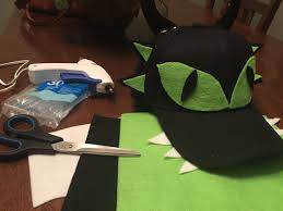 crazy hat day for my 3rd grader easy diy project these are the tools you ll need glue gun scissors felt paper and solid color hat
