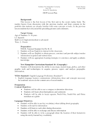 Siop Lesson Plan Templat Fine Siop Lesson Plan Template Images Entry Level Resume Templates 17