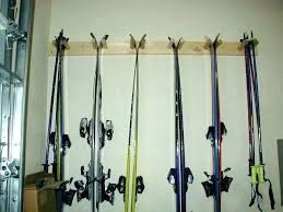 homemade ski rack wall ski rack garage ski rack ski rack garage discussion board garage racks homemade ski rack