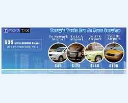 Taxi Advertising And Design Toronto Modern Professional Taxi Banner Ad Design For Terrys Taxi