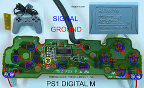 joystick controller pcb and wiring pcb diagrams