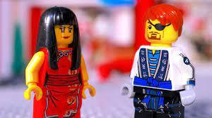 LEGO Ninjago DREAM WORLD Episode 17 - MOON - YouTube