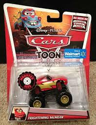 Amazon.com: Disney Pixar Cars Toon 2013 Frightening McMean: Toys & Games