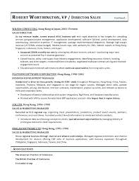 Vp Sales Resume For Your Executive Resume Writing Needs Best Vice
