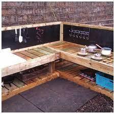 Mud Kitchen Ideas How To Make A Mud Kitchen Diy Garden