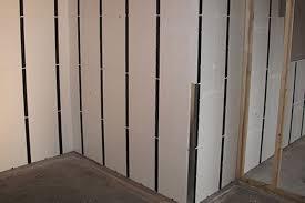 insulating interior walls for sound