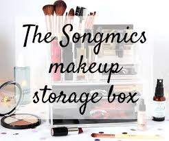 so i ve previously written about my makeup storage which you can read here if you ve not read it before this was all going well and fine until i decided