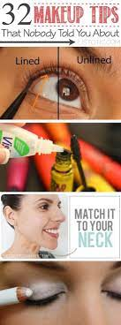 32 makeup tips that ody told you