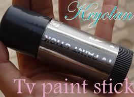 kryolan tv paint stick foundation review