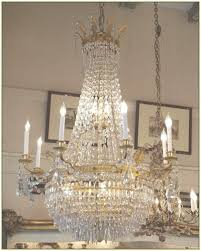 antique french empire crystal chandelier chandeliers pertaining to empire crystal chandelier gallery 8