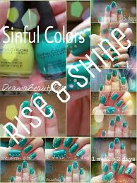 sinful colors rise shine. Sinful Colors Rise \u0026 Shine Sinful Colors Rise Shine