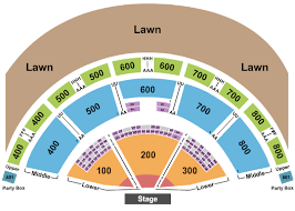 Comcast Theatre Hartford Ct Seating Chart Xfinity Theatre Seating Chart Hartford