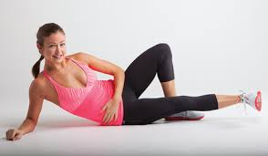 Image result for inner thigh floor work with weights