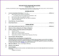 Consent Agenda Template Board Meeting Free Samples Examples Format ...