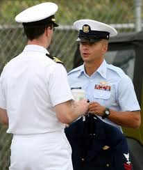 Coast Guard Petty Officer Admits Having Sex With Recruit