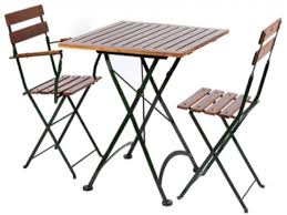 French Bistro Decor Folding Bistro Table Century Reproduction French Bistro Folding