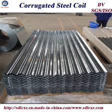galvanized corrugated roof steel sheet