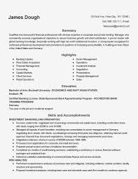 Resumes For Banking Jobs Examples Job Application Letter