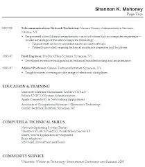 Simple Resume Template For High School Students Sample Resume