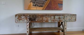 Distressed Industrial Furniture Recycled Furniture Melbourne