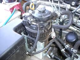 Hilux D4D Fuel filter