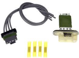 Amazon.com: Dorman 973-434 HVAC Blower Motor Resistor Kit: Automotive