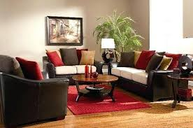 Brown And Red Living Room Ideas Simple Ideas